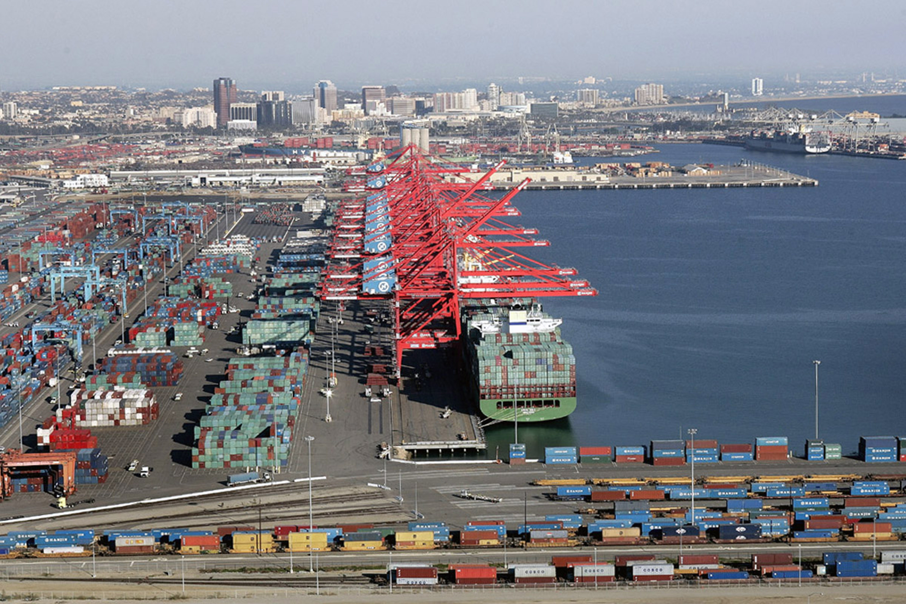 Funding provides educational platform for Port of Long Beach to reach students