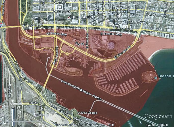 Report: Future Tsunami Could Swamp Coastal Areas