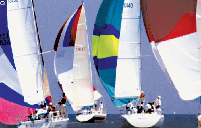 Local Sailors to Race in Leukemia Cup Regatta