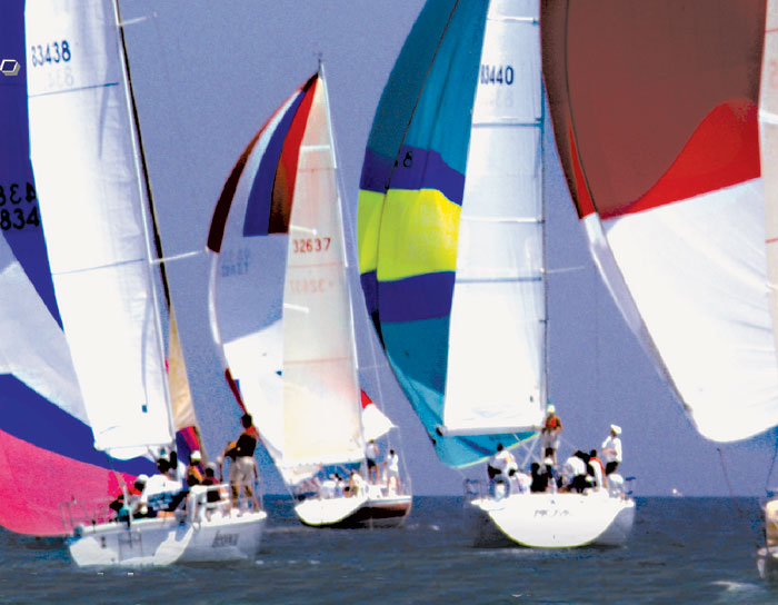 Local Sailors to Race in Leukemia Cup Regatta