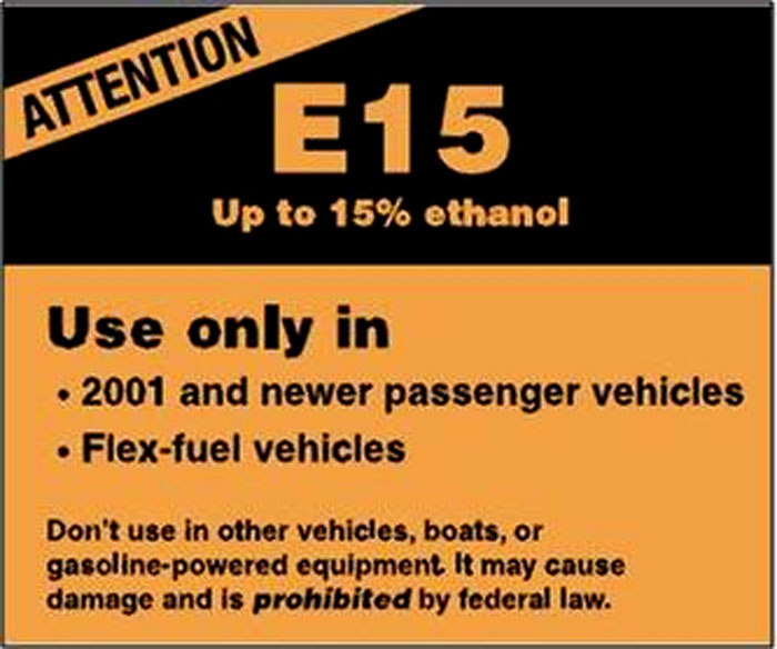 NMMA Appeals Court Ruling on E-15 Fuel Blend