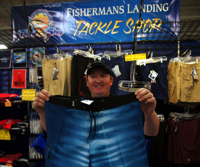 Fisherman's Landing Ready for Del Mar Show