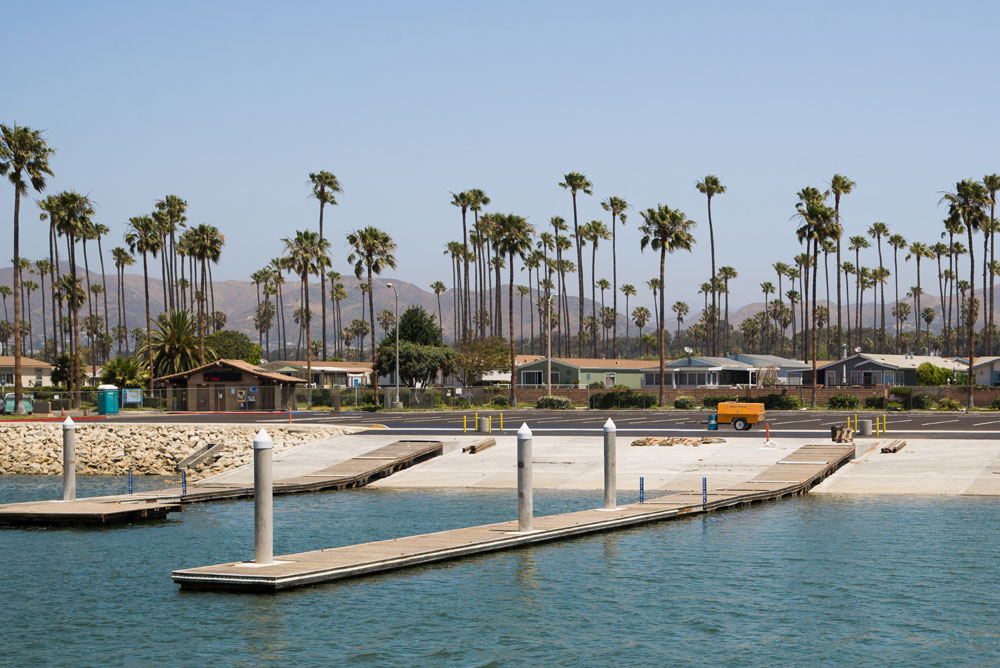 Ventura launch ramp reopens to trailerable boats