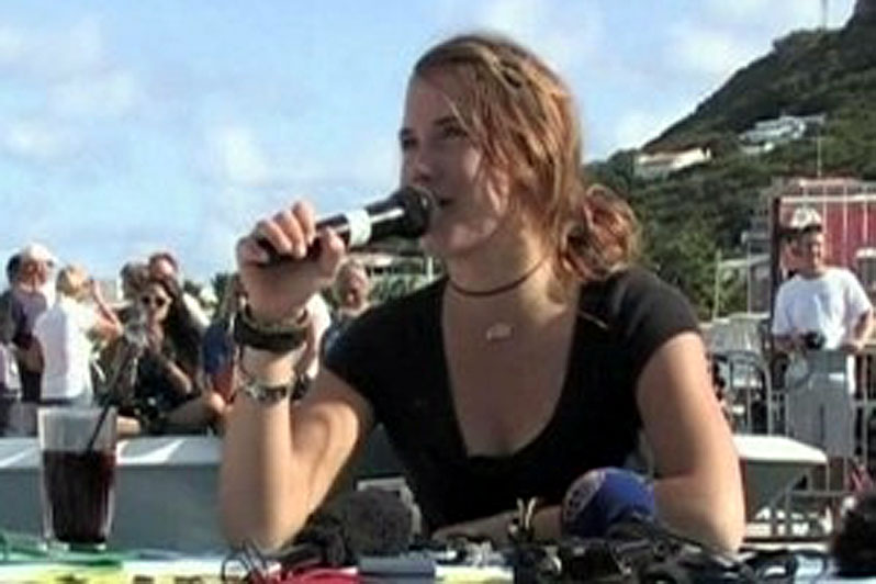 16-year-old Becomes Youngest Circumnavigator