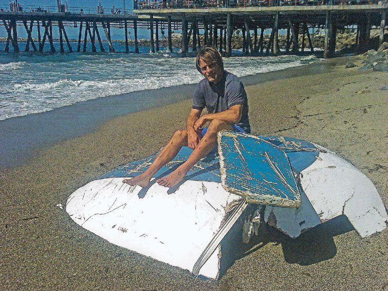 Lessons Learned: Storm-Tossed Boater Shares Story of Survival