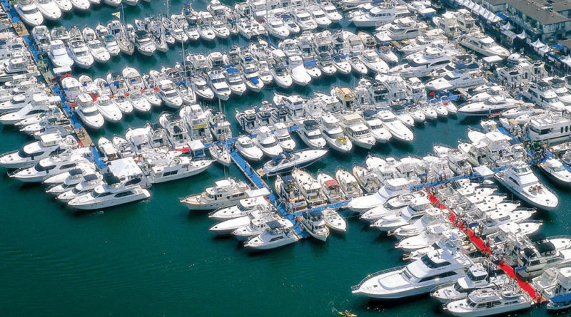 Lido Boat Show to open Sept. 18