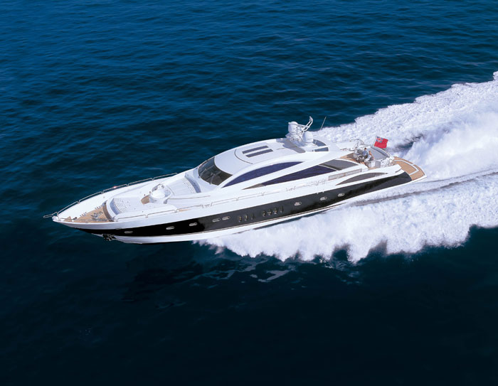150+ Top Yachts Are Headed for Lido Boat Show