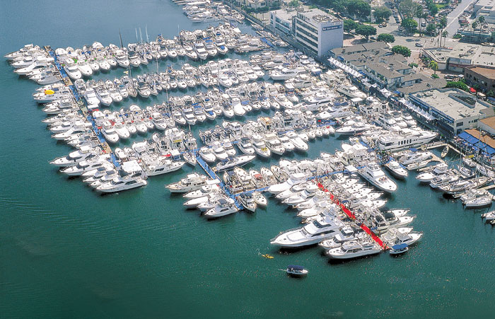 Lido Boat Show Returns to Newport, Sept. 26-29