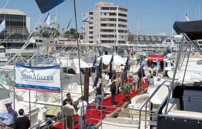 See the West's Largest & Latest Yachts, Sept. 27-30