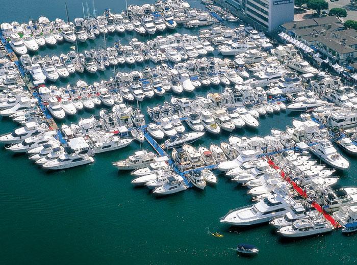 Lido Boat Show Open Through Sept. 29