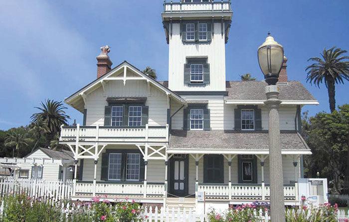 Point Fermin Lighthouse Needs an Owner