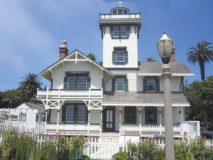 Point Fermin Lighthouse Needs an Owner