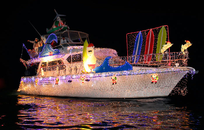 Final Holiday Boat Parade Awards Presented