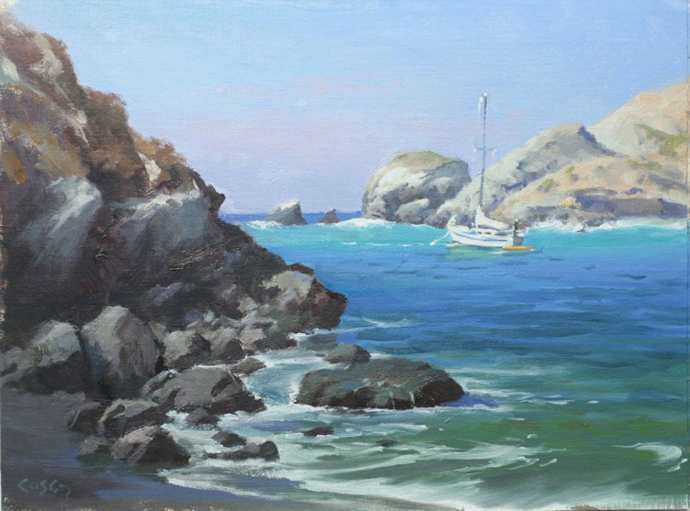 The Catalina Wild Side Art Show & Sale set for Oct. 26