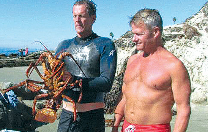 Locals Buy Freedom for Giant 10-Pound Lobster