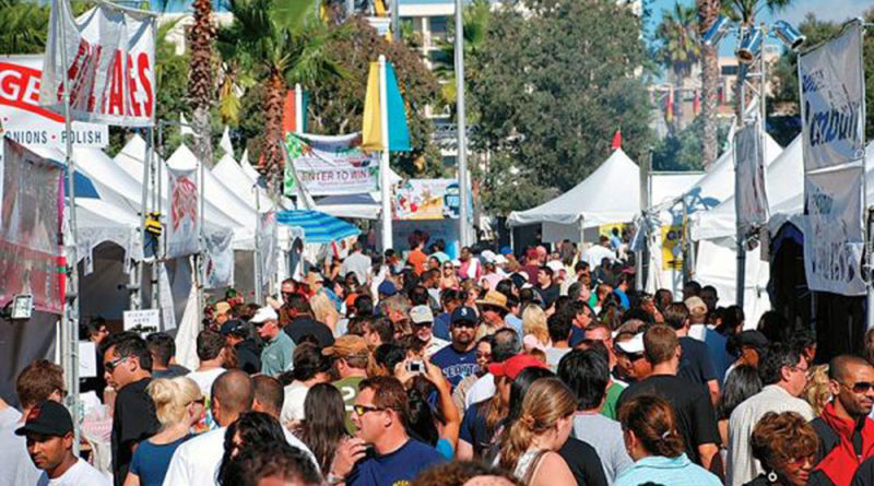 Lobster Festival Returns to Long Beach, Sept. 5-7
