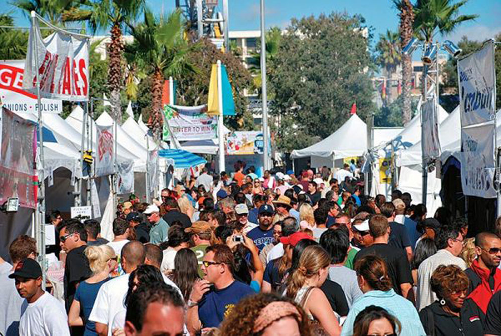 Lobster Festival Returns to Long Beach, Sept. 5-7