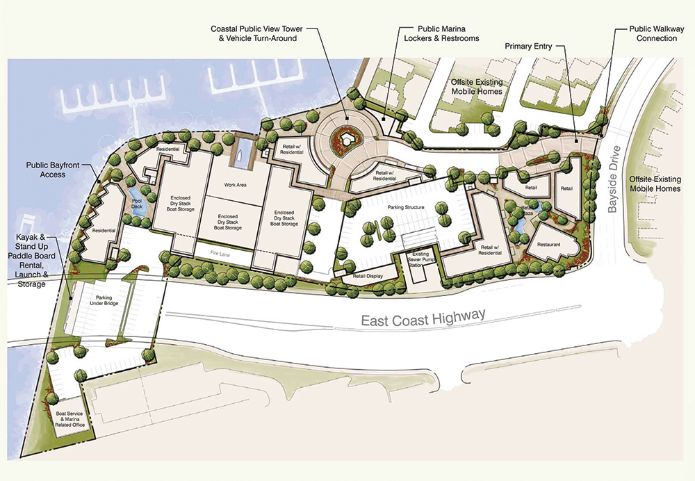 California Coastal Commission gives Newport Beach extension for Back Bay Landing