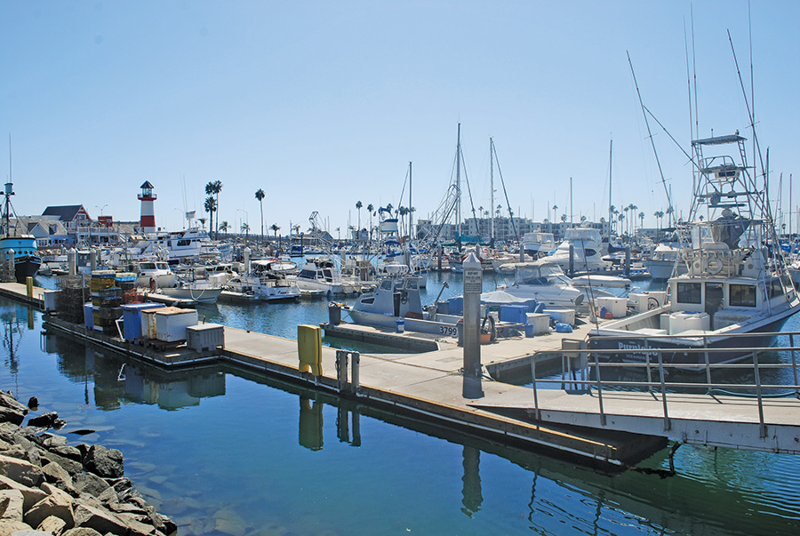 Oceanside Harbor to update lift station