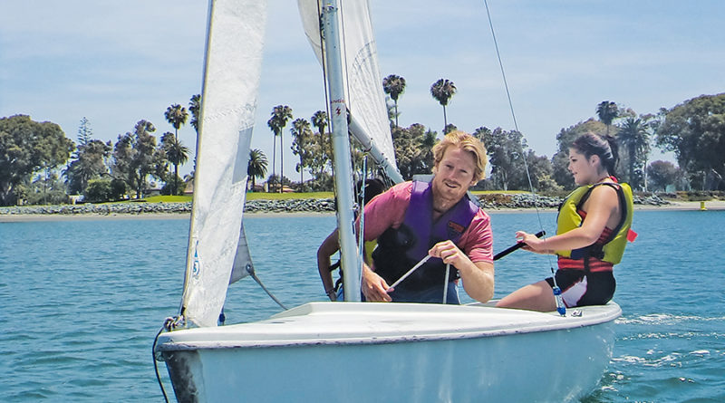 Coronado YC teams up with nonprofit to bring military families together