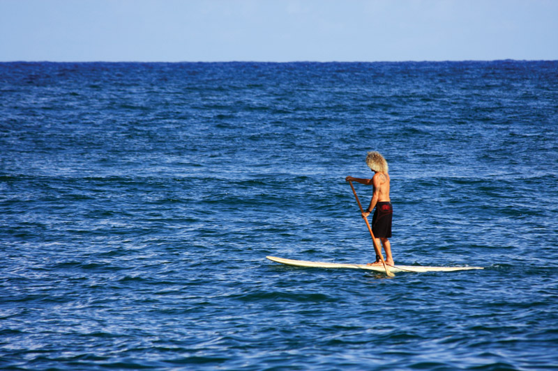 Standup paddleboard request gains support of Santa Barbara Harbor Commission