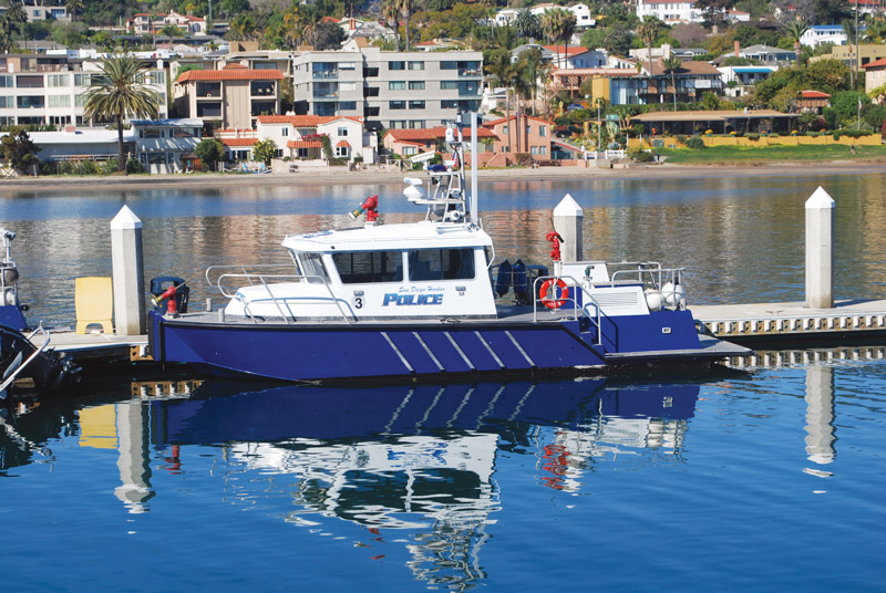 San Diego Harbor Police urge marina operators to keep a watchful eye