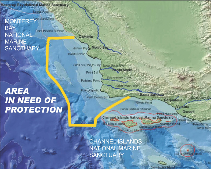 Coastal sanctuary proposed near Santa Barbara