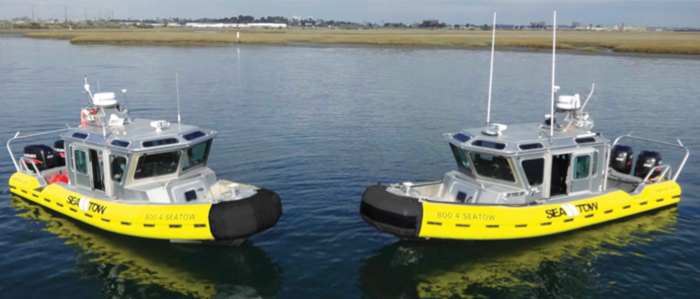 sea tow adds three safe boats to fleet the log. Black Bedroom Furniture Sets. Home Design Ideas