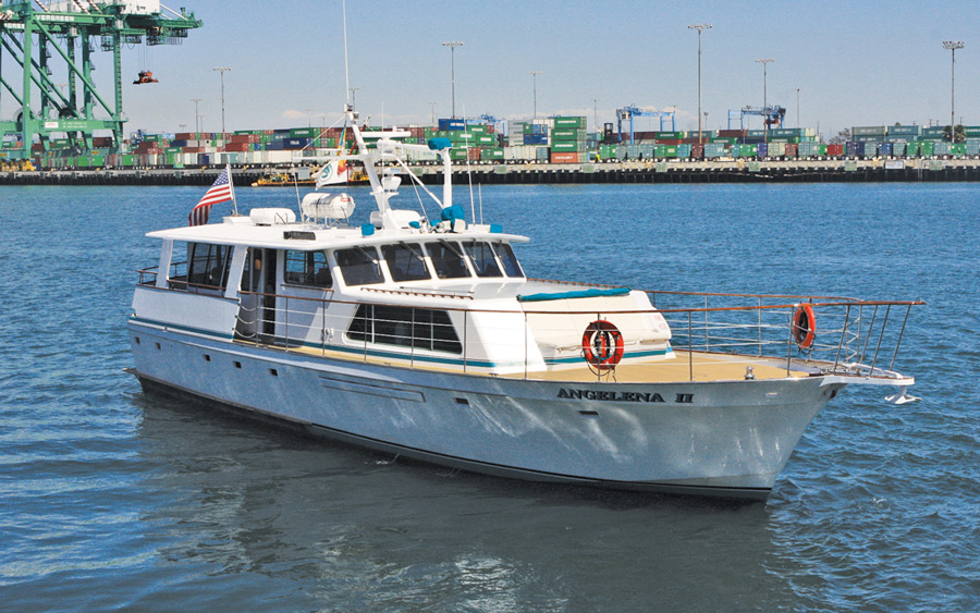 Port of L.A. to sell Angelena II