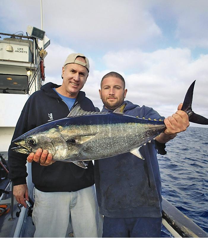Fish and Wildlife ponders bluefin tuna regulation