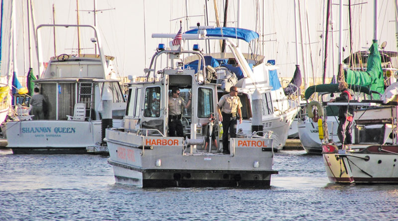 Boaters encouraged to keep a watchful eye — see something, say something
