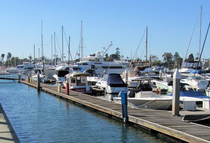 Coronado determines environmental study direction for Glorietta Bay Dock C