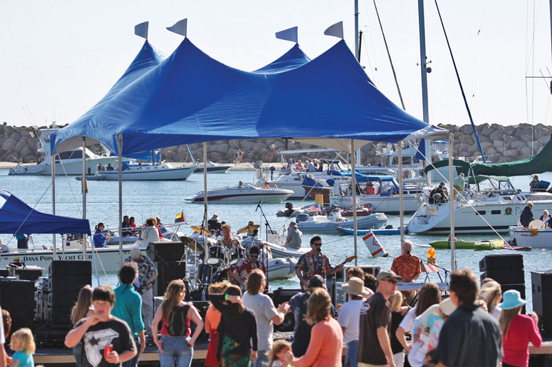 Festival of Whales Splashes into Dana Point, March 14-15