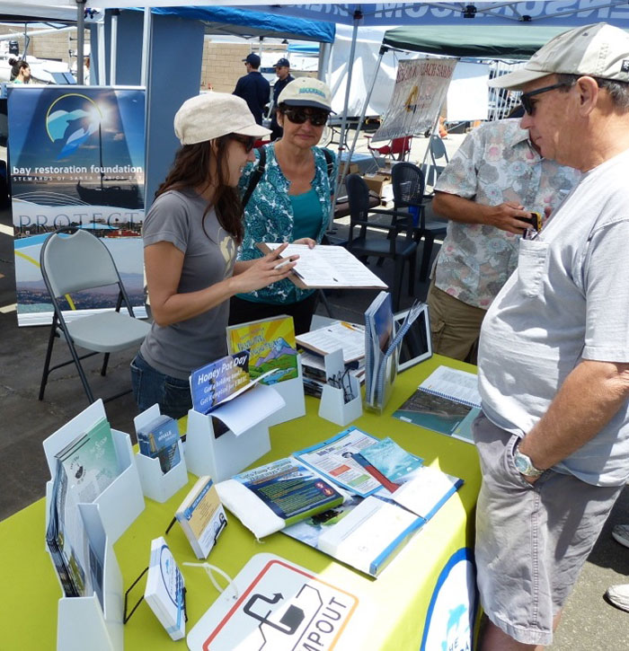 Dockwalker trainings offered to SoCal boaters