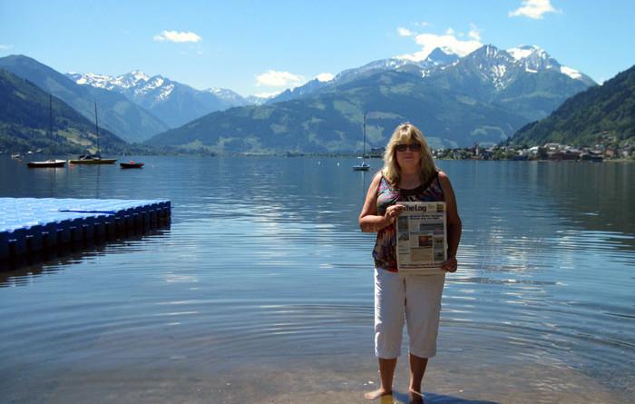Lake Zell, Austria