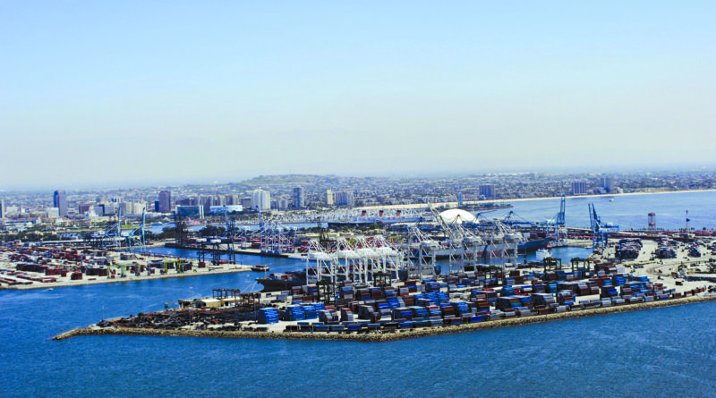 Long Beach Main Channel Dredging Completed