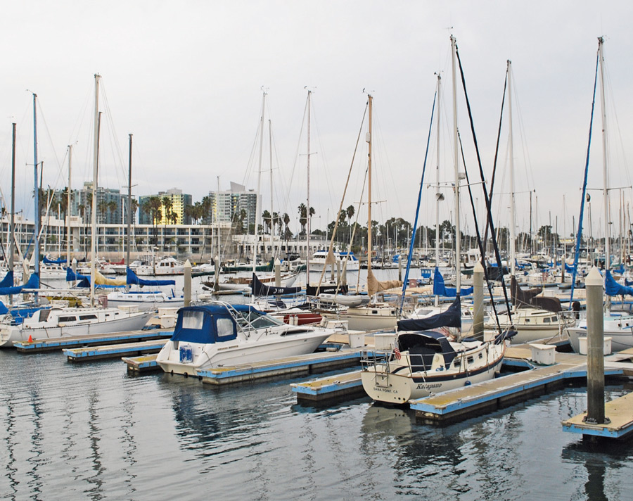 L.A. County Supervisors accept $380,000 in grants for Marina del Rey upgrades, law enforcement