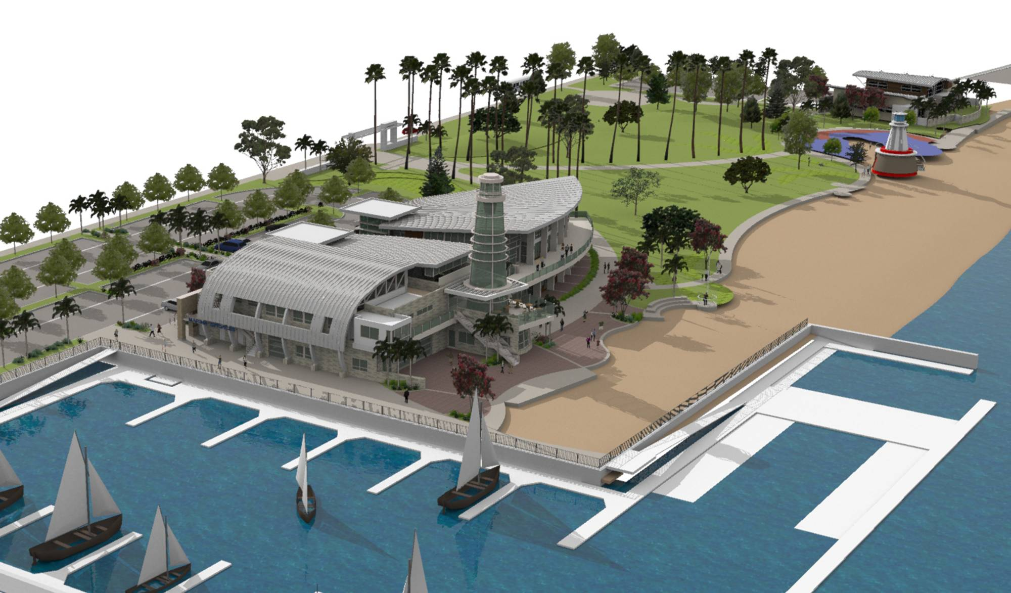 Marina Park Project Set for Ground Breaking