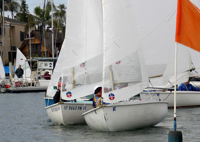 Sailors of All Ages Were Big Winners in SCYA Manning Regatta