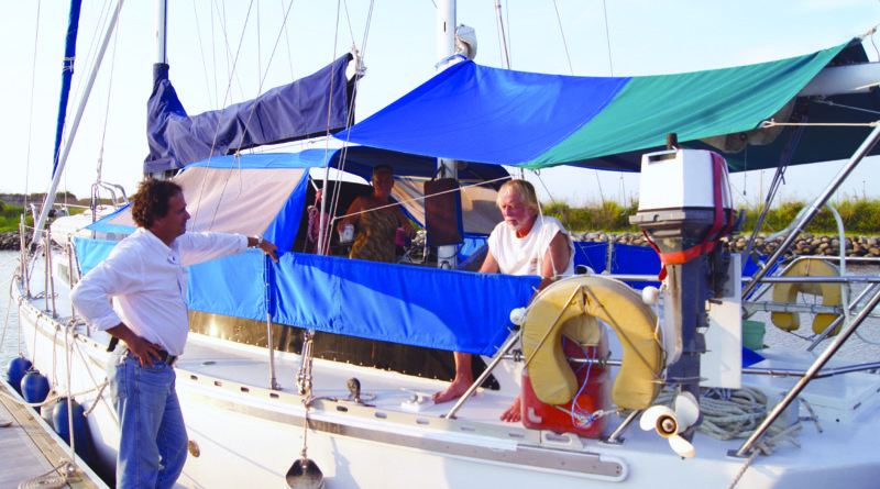New Marina Chiapas Welcomes First Boaters