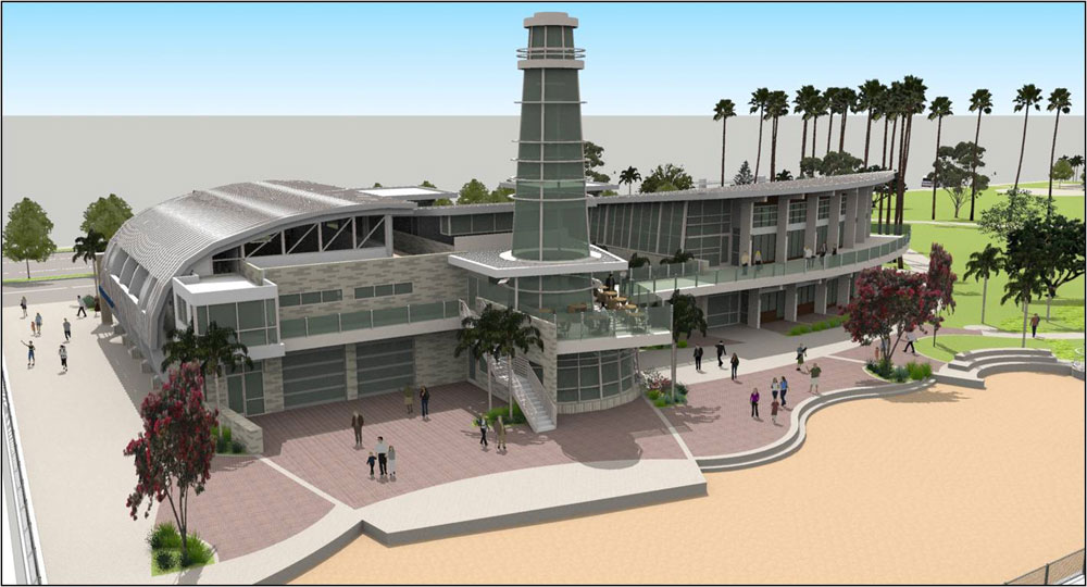 Marina Park on track to open spring 2016