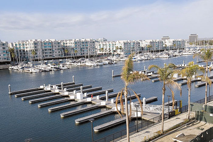 Harbor at Marina Bay Reopens in Marina del Rey