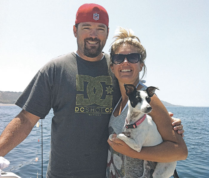 SD Couple Keeps Boat Where They Said 'I Do'