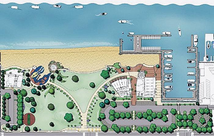 Marina Park Plan Gets Coastal Commission OK
