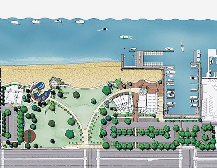 Marina Park Plan Gets Coastal Commission OK