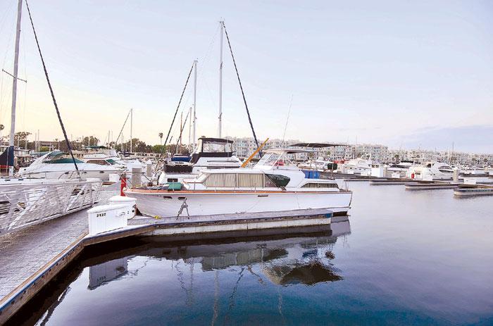 Harbor at Marina Bay Completes Construction