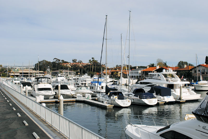 Higher Fees Planned for Newport Harbor Marinas