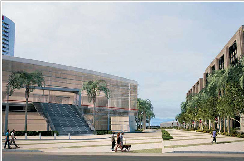 San Diego Marriott Expansion Plan Moves Forward