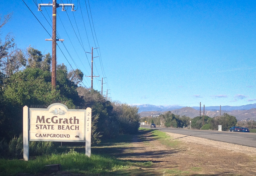 McGrath State Beach Headed for Changes