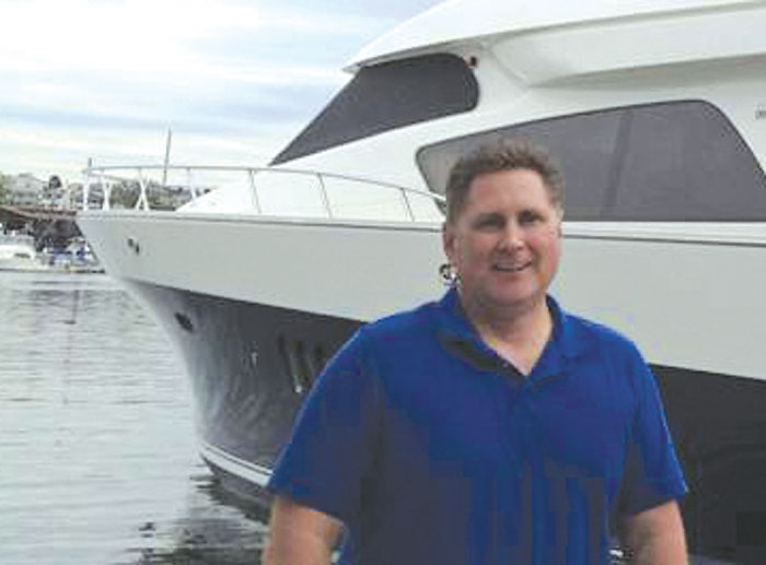 Noah Bailey Joins McKinna Yachts Team